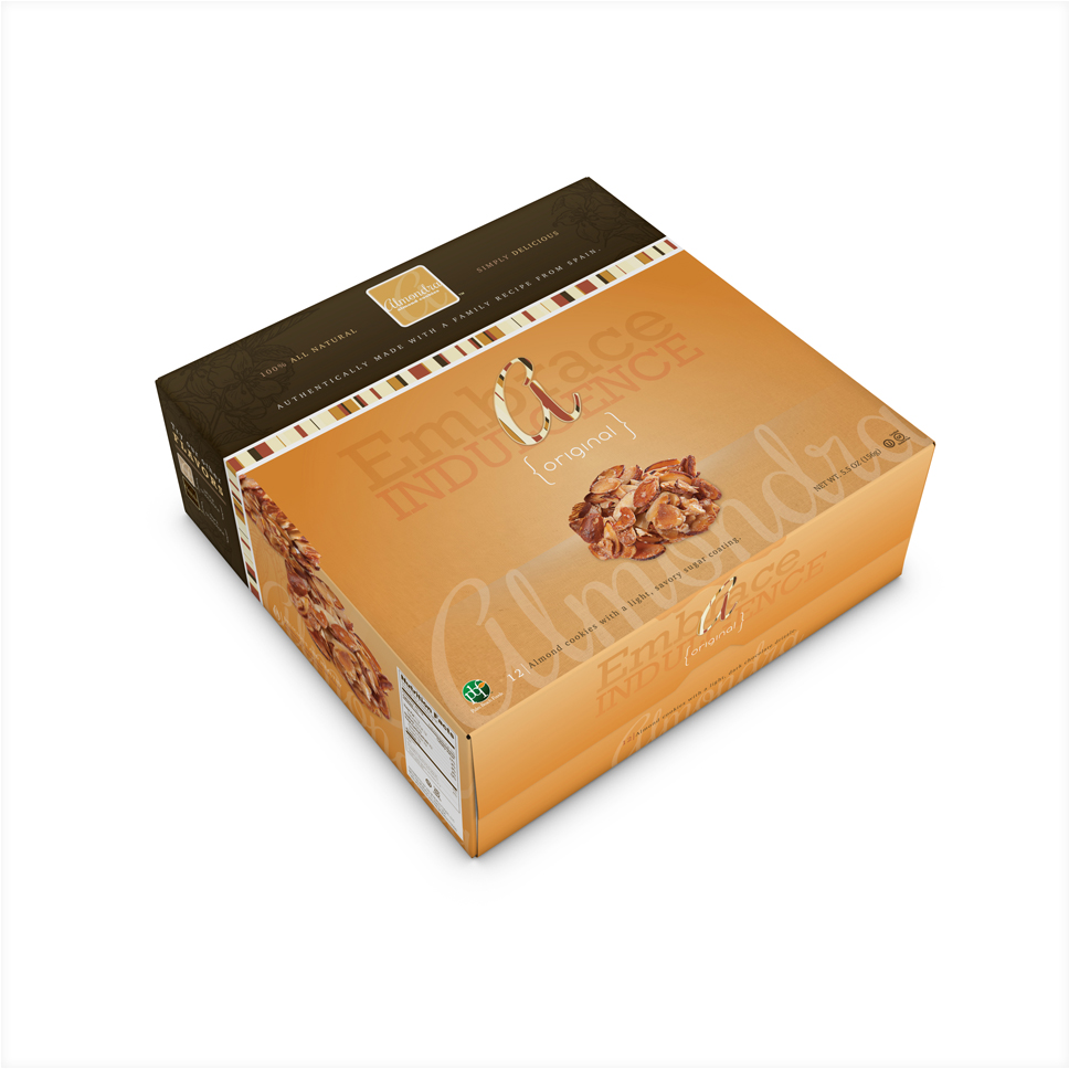 Almondra - Original 12 CT Box