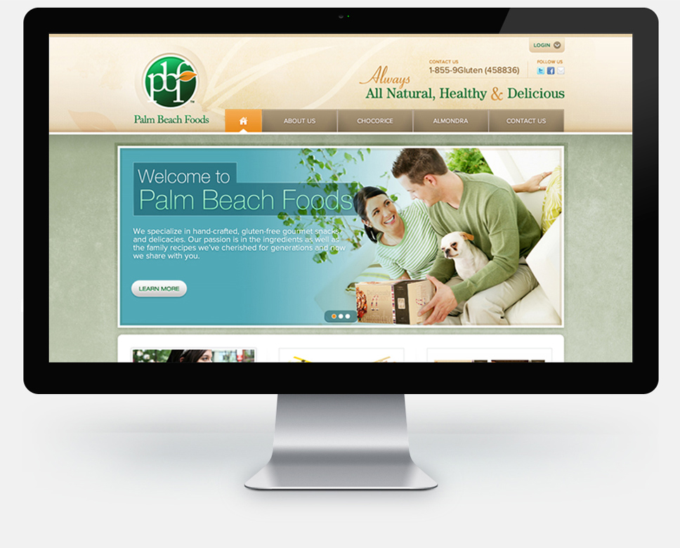 Palm Beach Foods Home Page