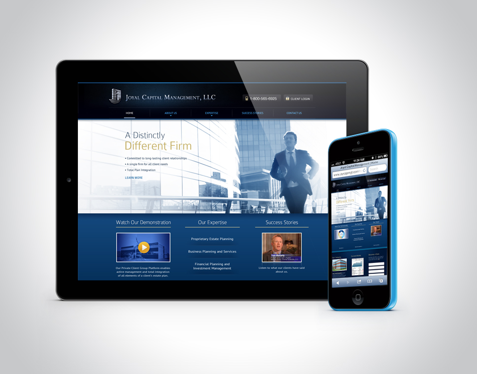 iPad and Mobile Friendly Design