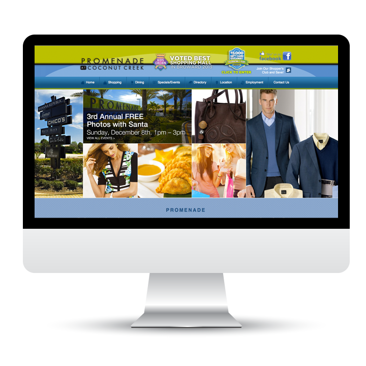 Promenade website 1