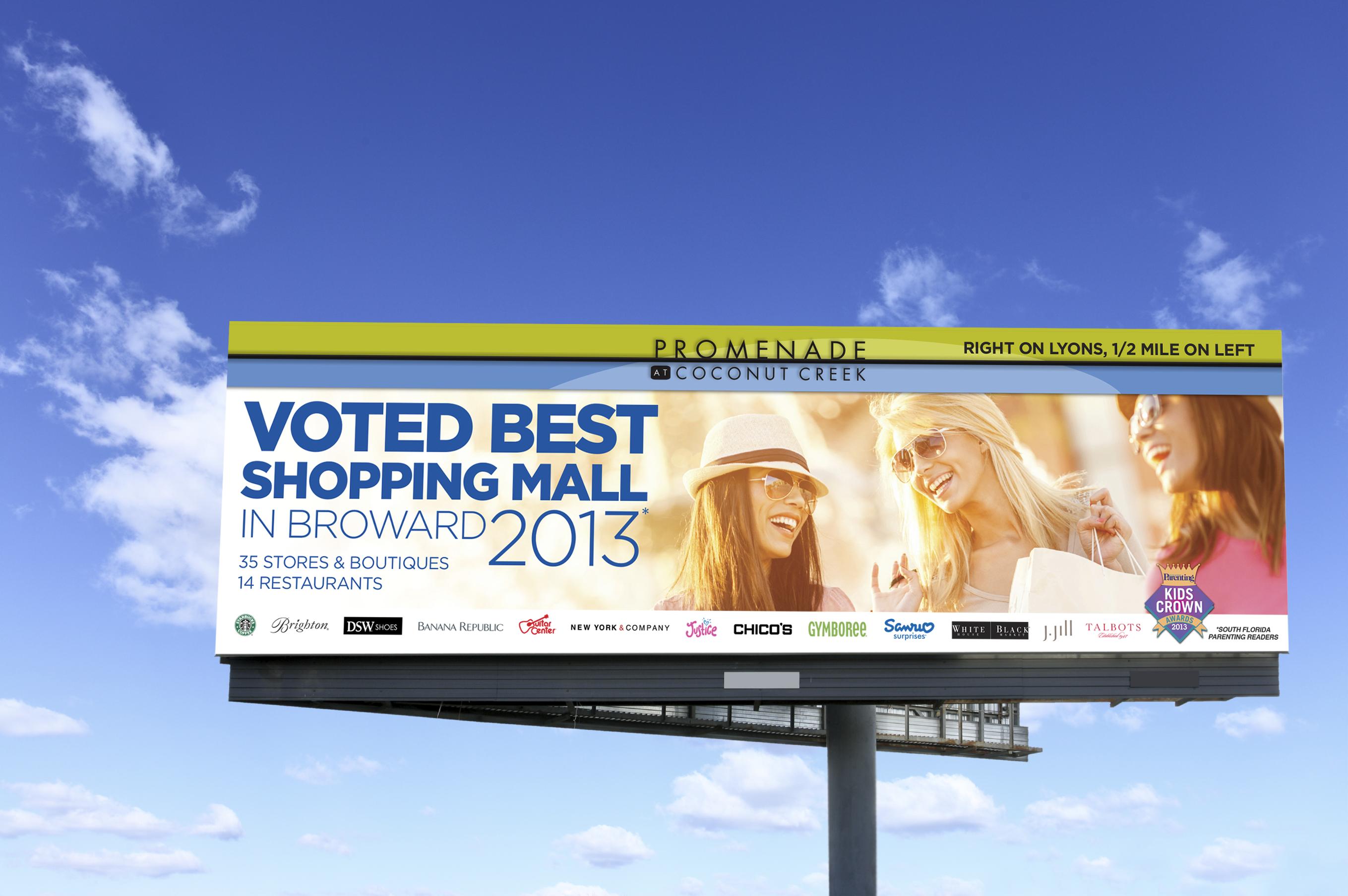 Promenade Billboard 1