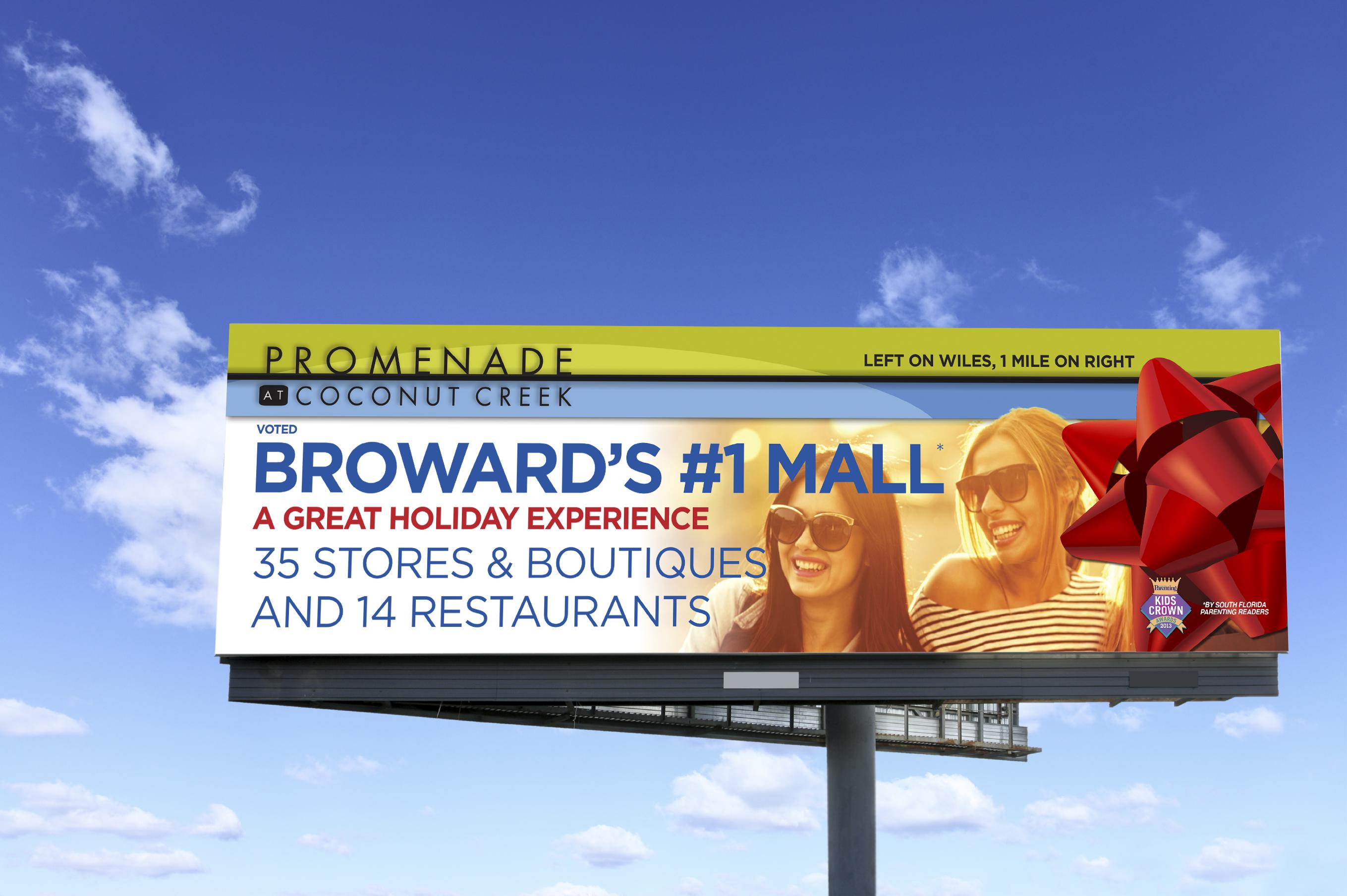 Promenade Billboard 2