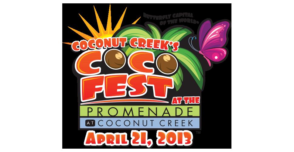 Promenade Cocofest Logo