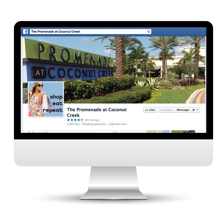 Promenade Facebook management
