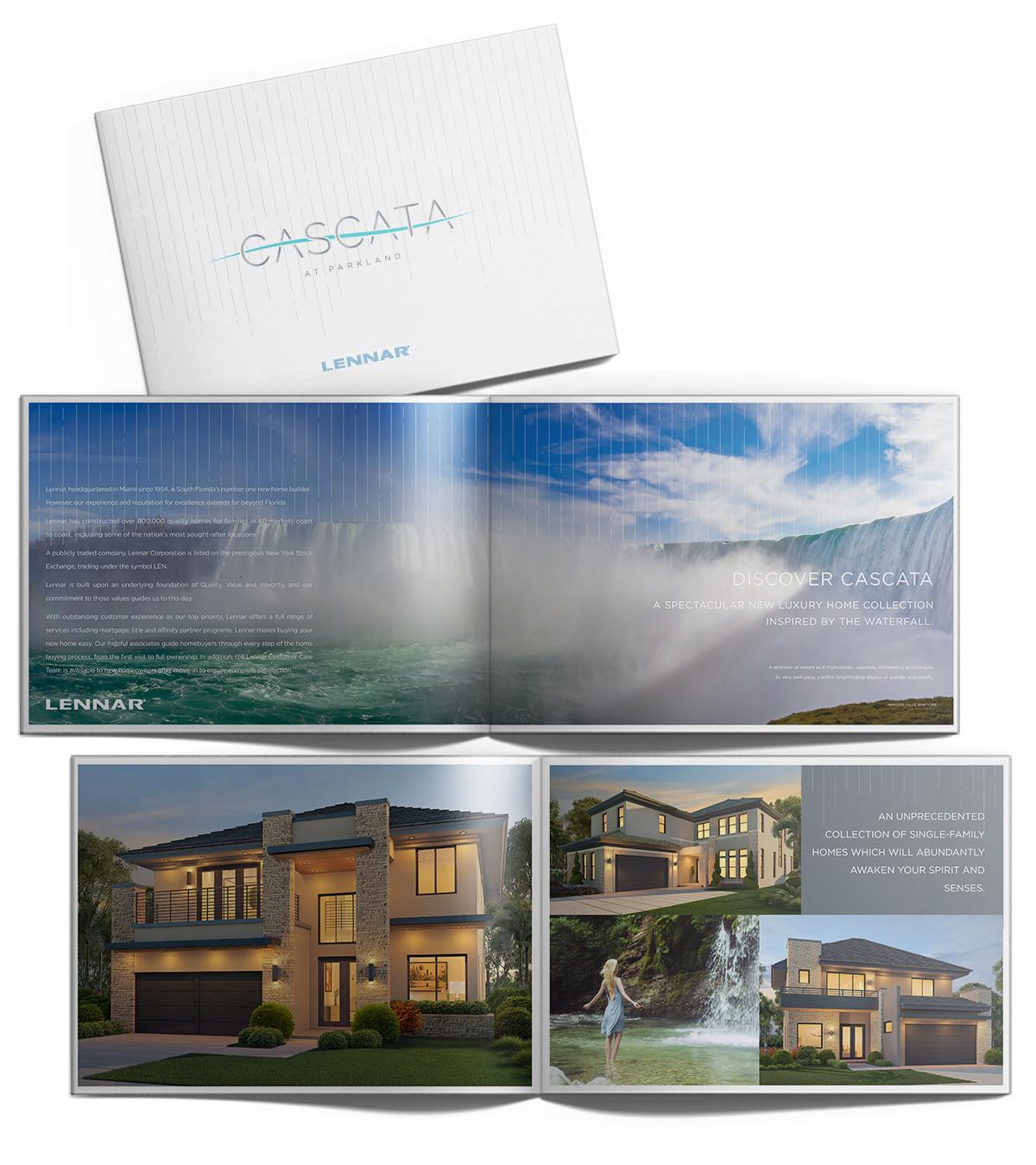 Cascata Brochure