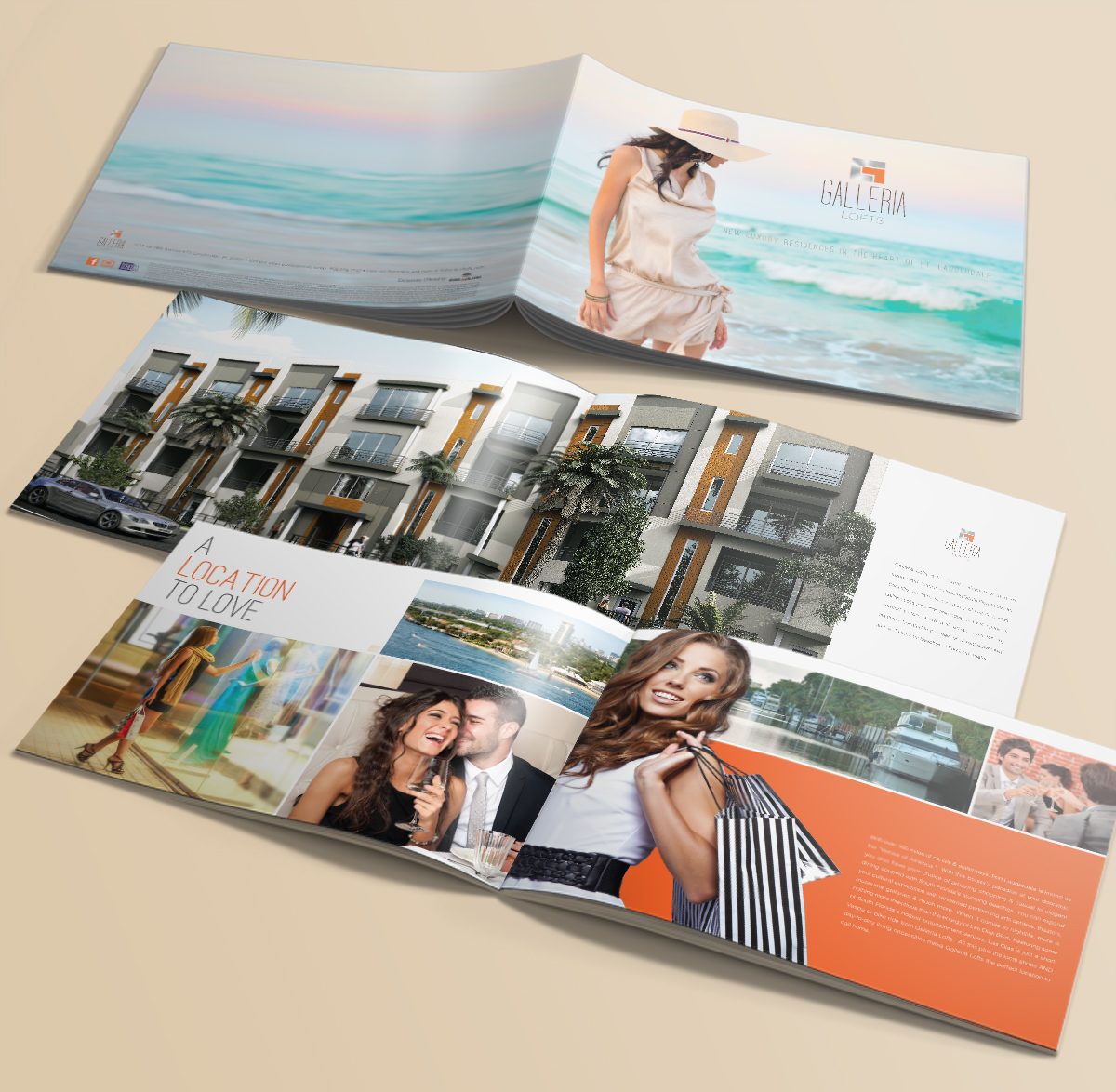 32 Page Community Brochure