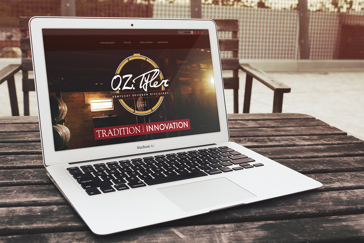 O.Z. Tyler Website Design And Development