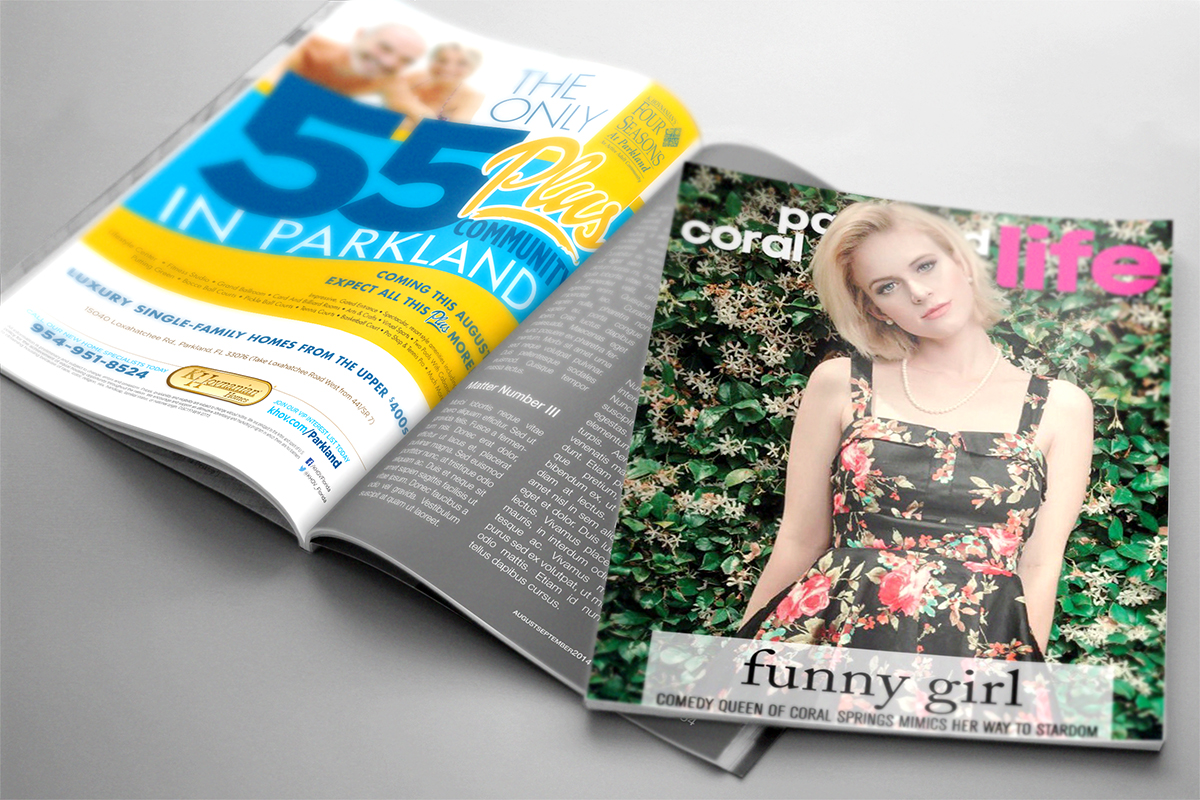 Four Seasons at Parkland - Print Creative