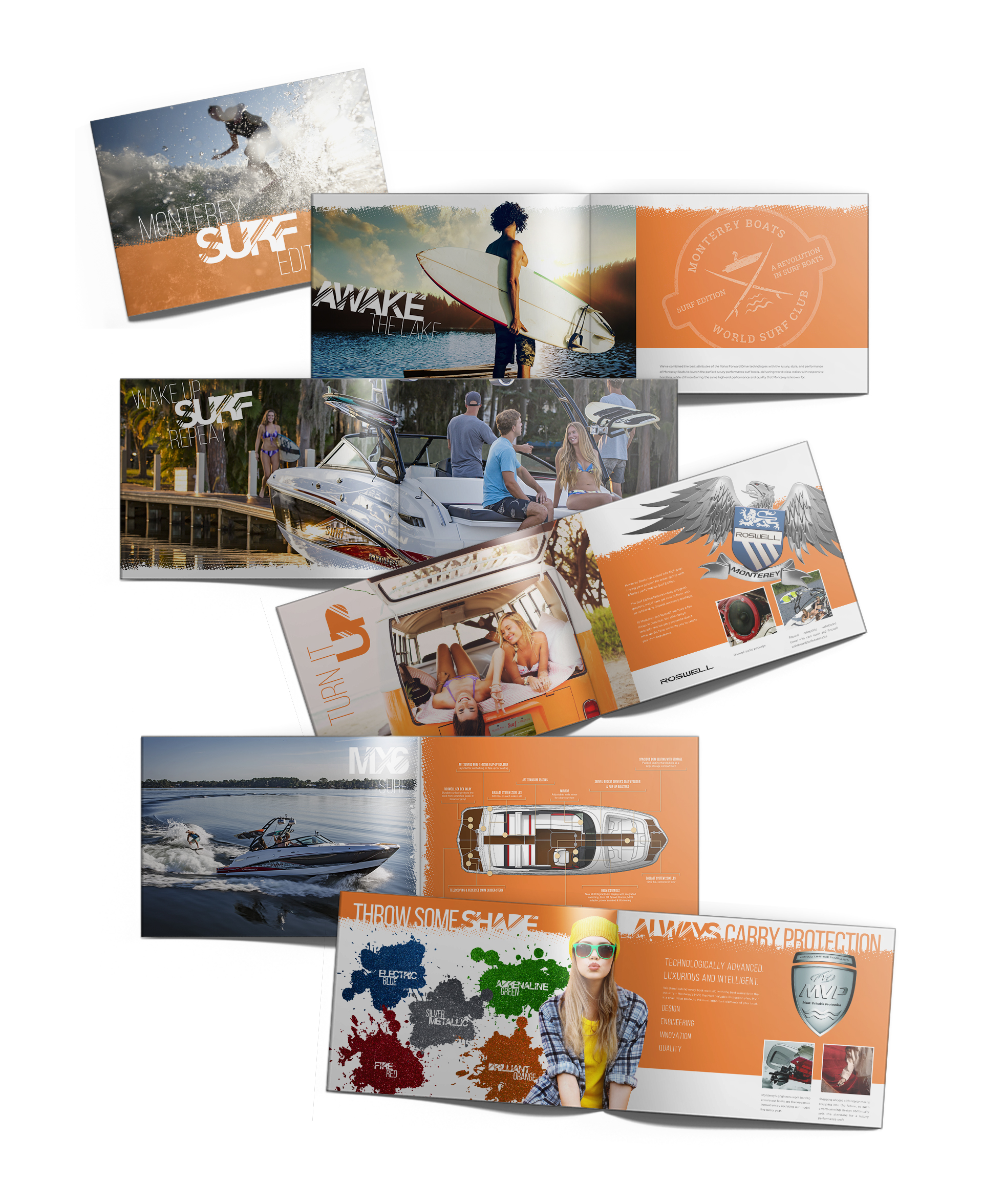 Roswell Surf Edition Brochure
