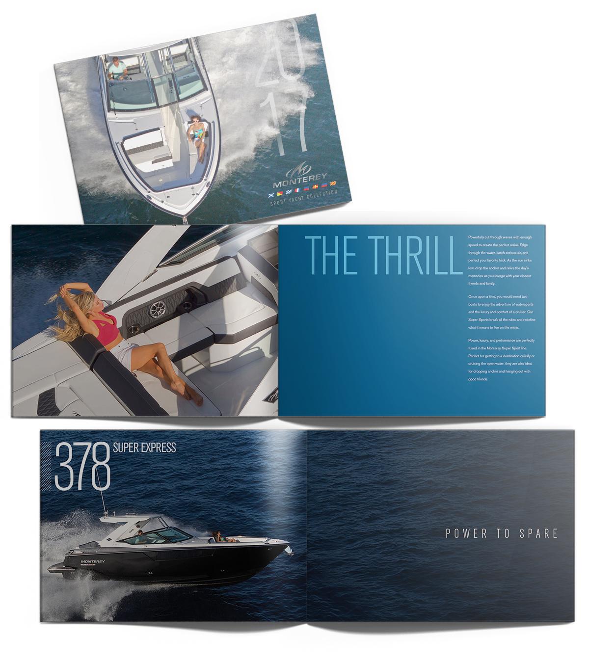 Monterey Boats Catalog