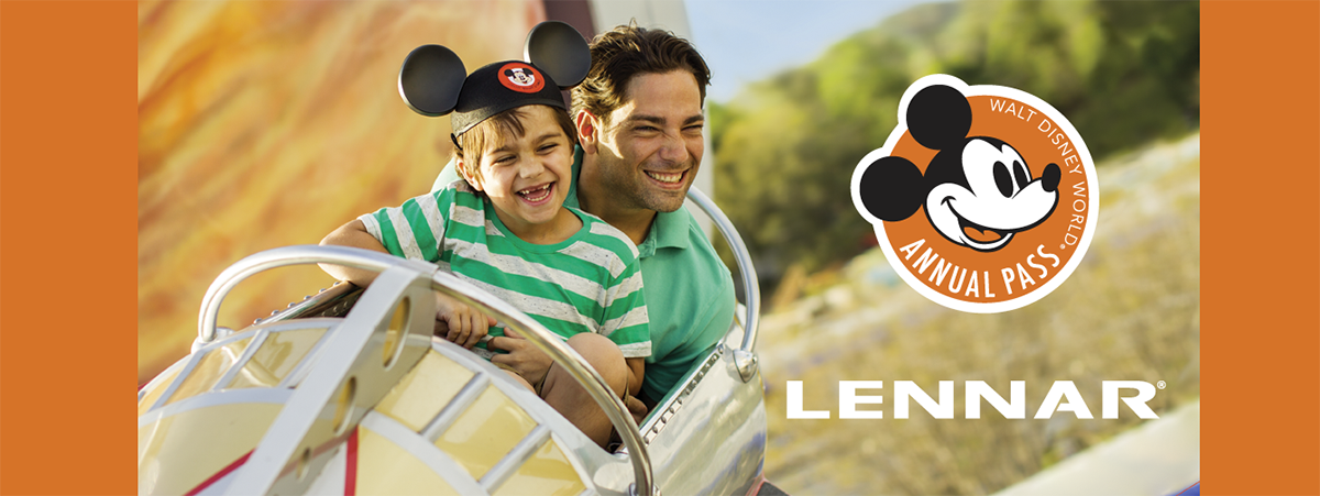 Lennar Disney Promotion