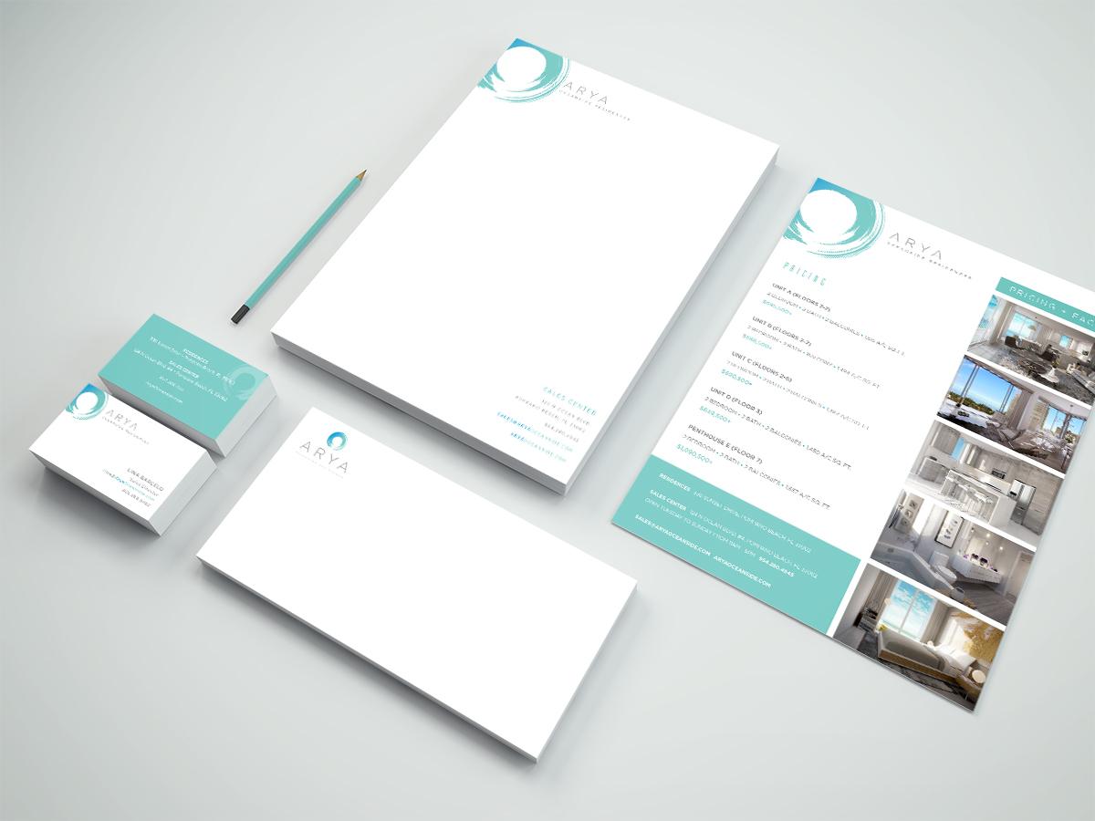 Stationary/Sales Sheets