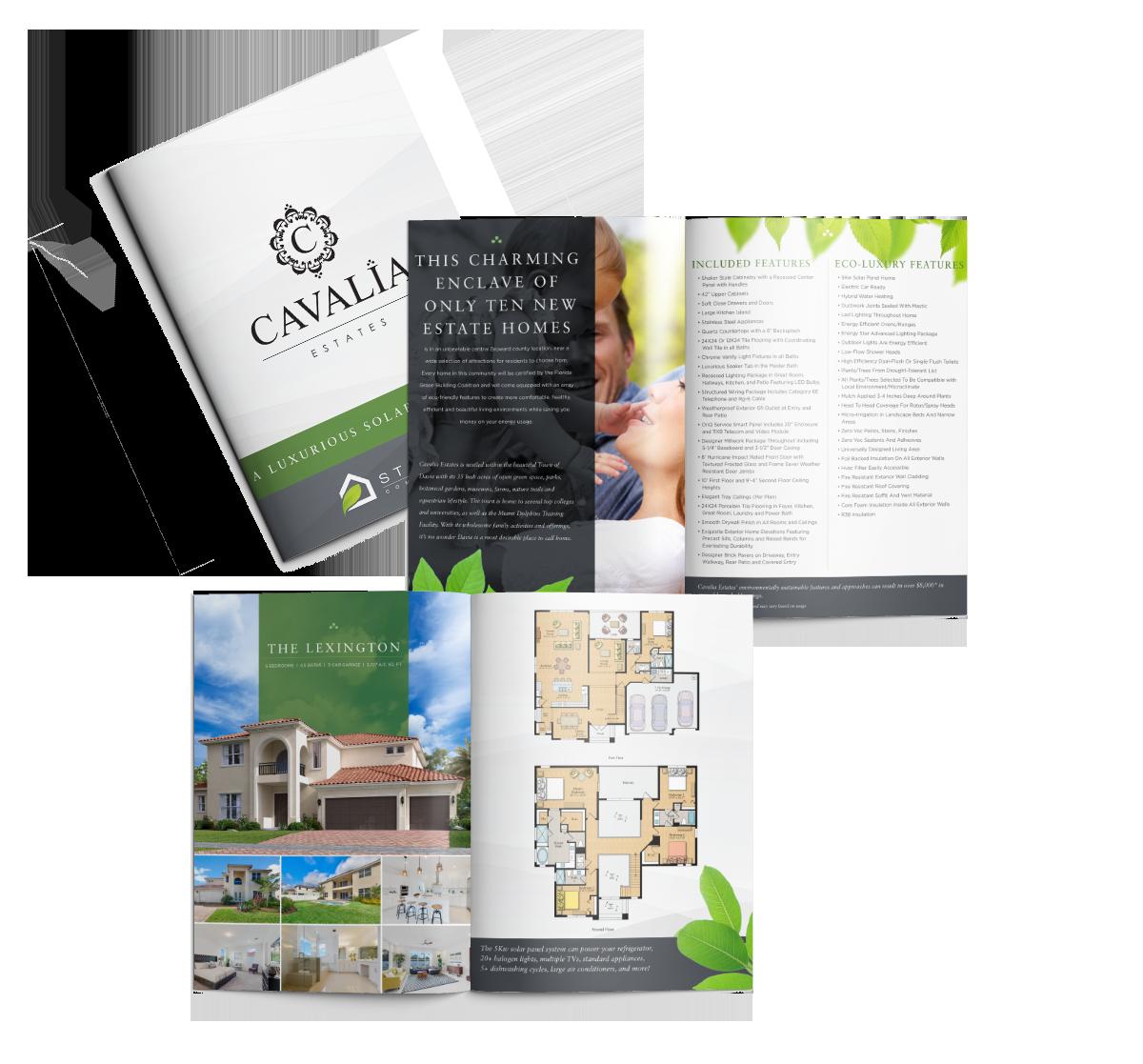 Cavalia Estates Brochure