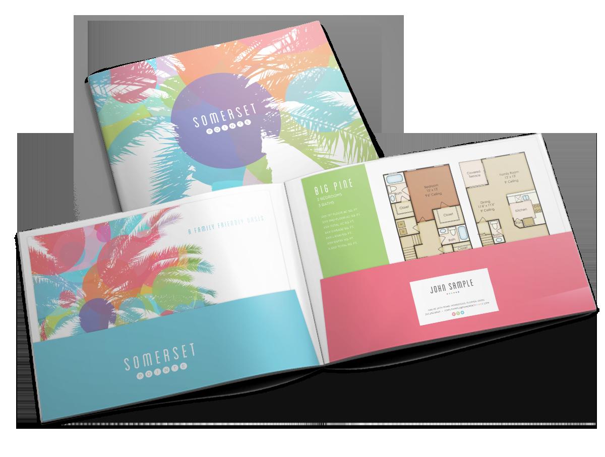 Inserts & Pocket Folder