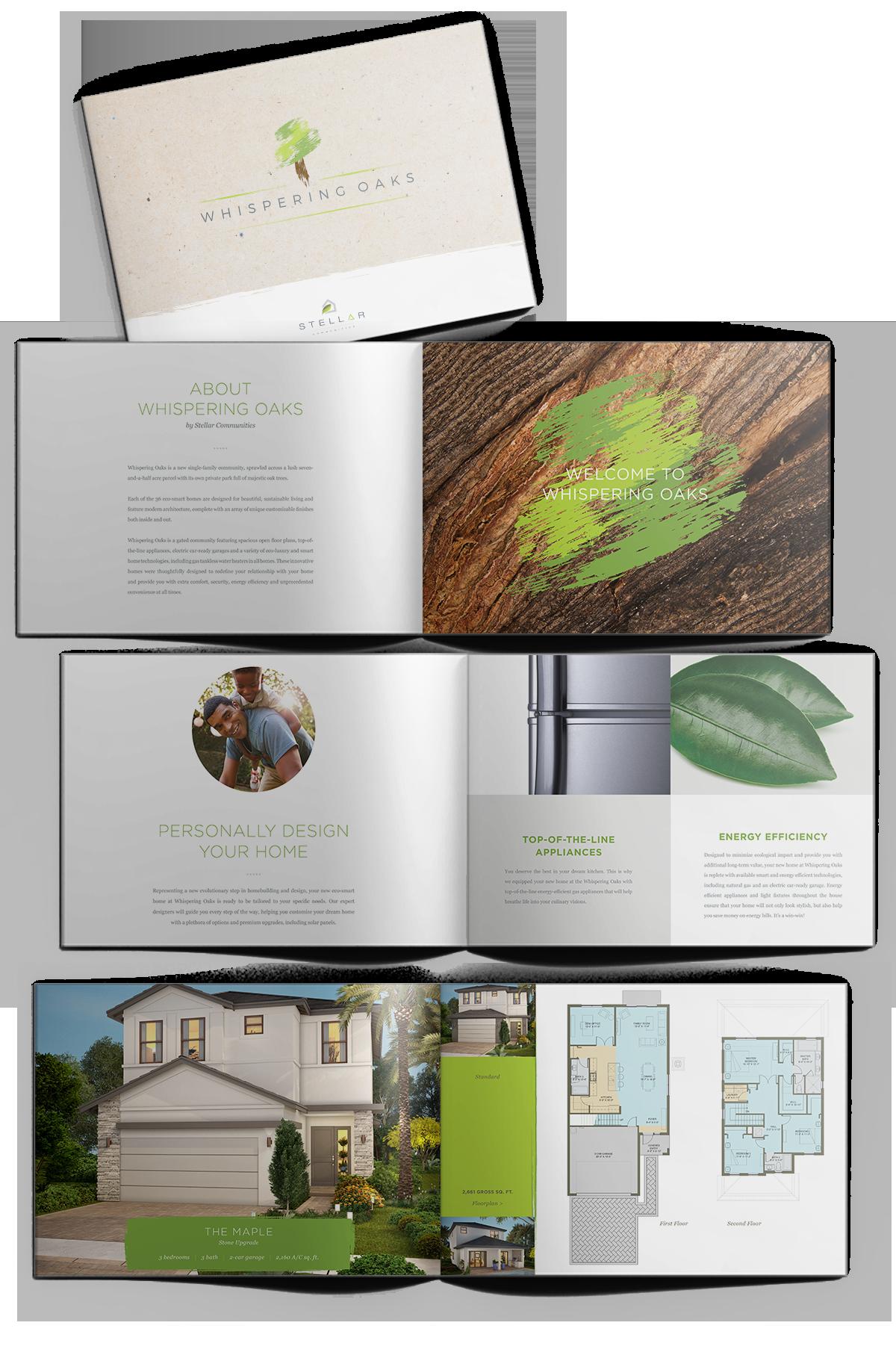 Whispering Oaks Brochure