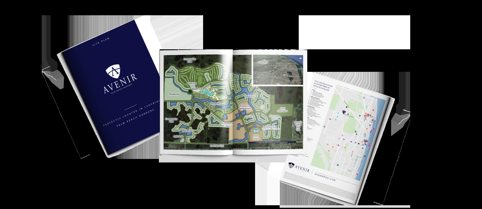 Siteplan Brochure