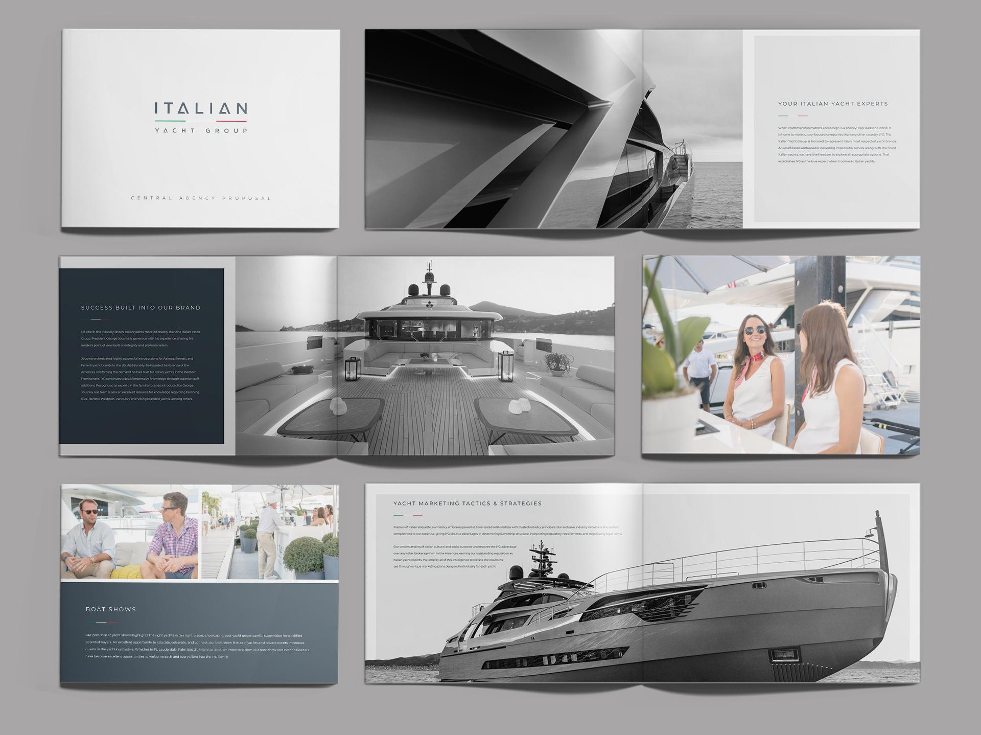 Brochure Design, Advertising